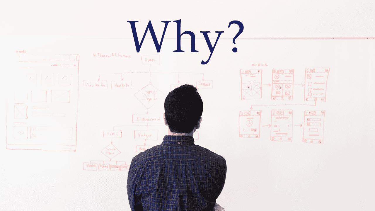 Why考える人