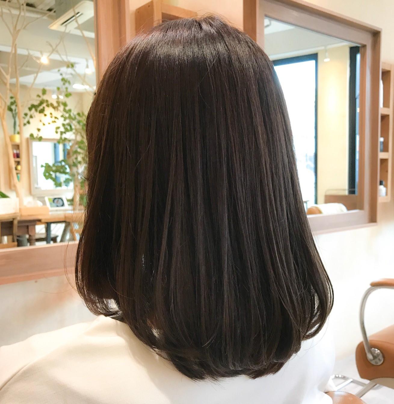 髪色サンプル画像