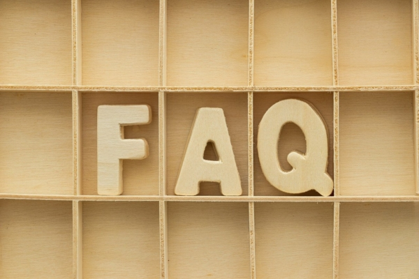 FAQ木製