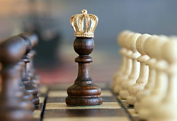 王冠付きのチェス