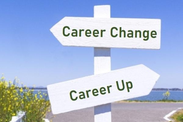 「キャリアアップ」と「キャリアチェンジ」の違いとは?20代ではどちらを目指すべき?
