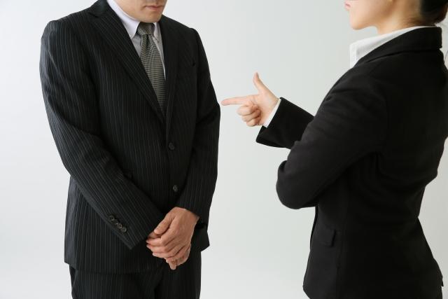 仕事で怒られてばかりだから辞めたい!転職すべき人とNGな人の判断基準